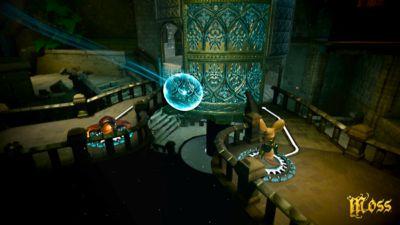 moss screen 08 ps4 us 10nov17?$MediaCarousel Original$ - فروش بازی اورجینال MOSS پلیاستیشن ۴