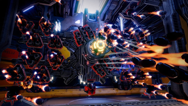 MOTHERGUNSHIP Screenshot 1