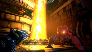 MOTHERGUNSHIP Screenshot 15