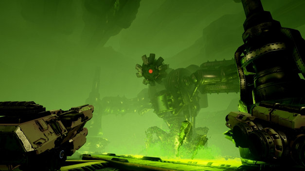 MOTHERGUNSHIP Screenshot 7