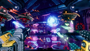 MOTHERGUNSHIP Screenshot 9
