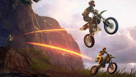 Moto Racer 4 Trailer Screenshot
