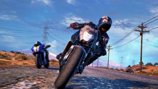 Moto Racer 4 Screenshot 3