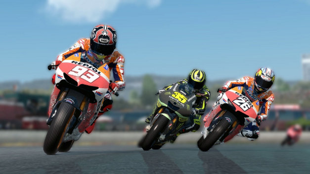 MotoGP 13 Screenshot 1