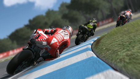 MotoGP™13 | PS3™ Trailer Screenshot