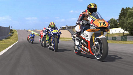MotoGP™15 Trailer Screenshot