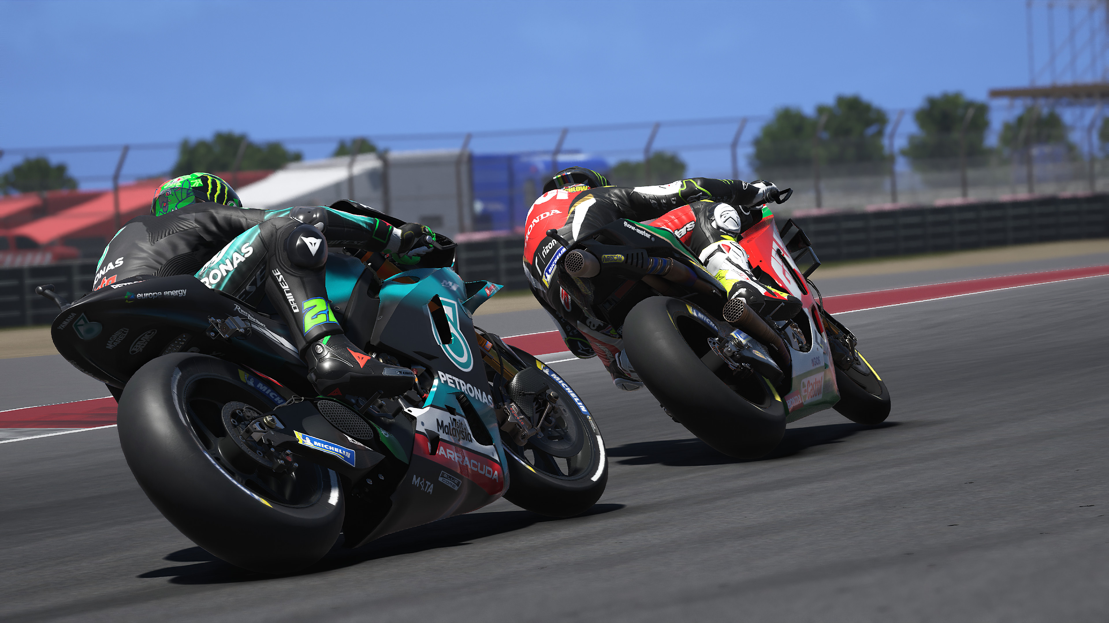 MotoGP™20 - Two Racers