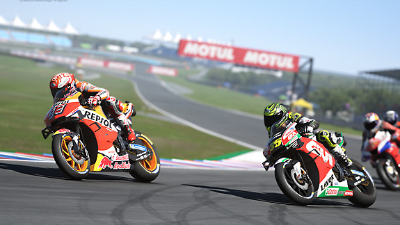 MotoGP™20 - Screenshot INDEX