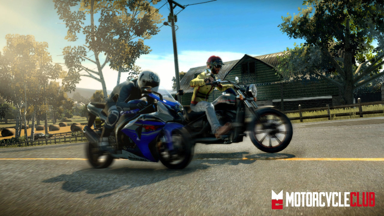 motorcycle club game ps4 playstation