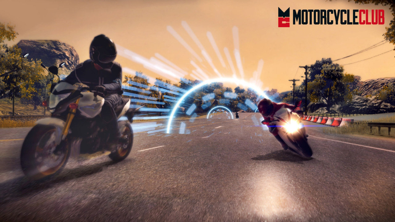Motorcycle Club Game | PS4 - PlayStation