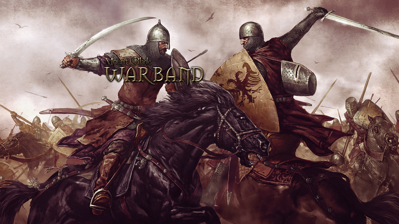 Mount Amp Blade Warband Game Ps4 Playstation