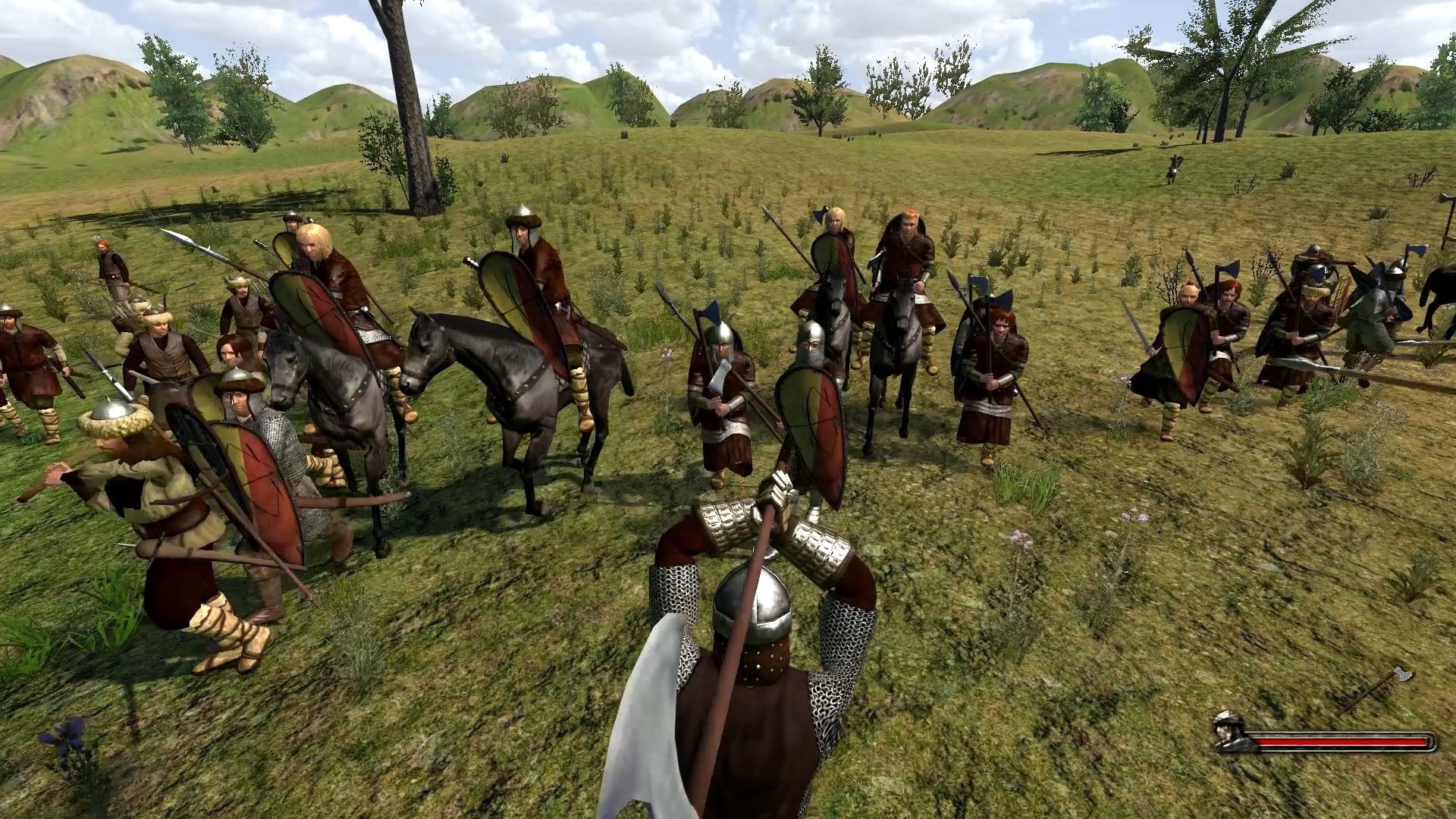 Mount Blade Warband Game Ps4 Playstation