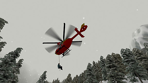 Mountain Rescue Simulator - Screenshot INDEX