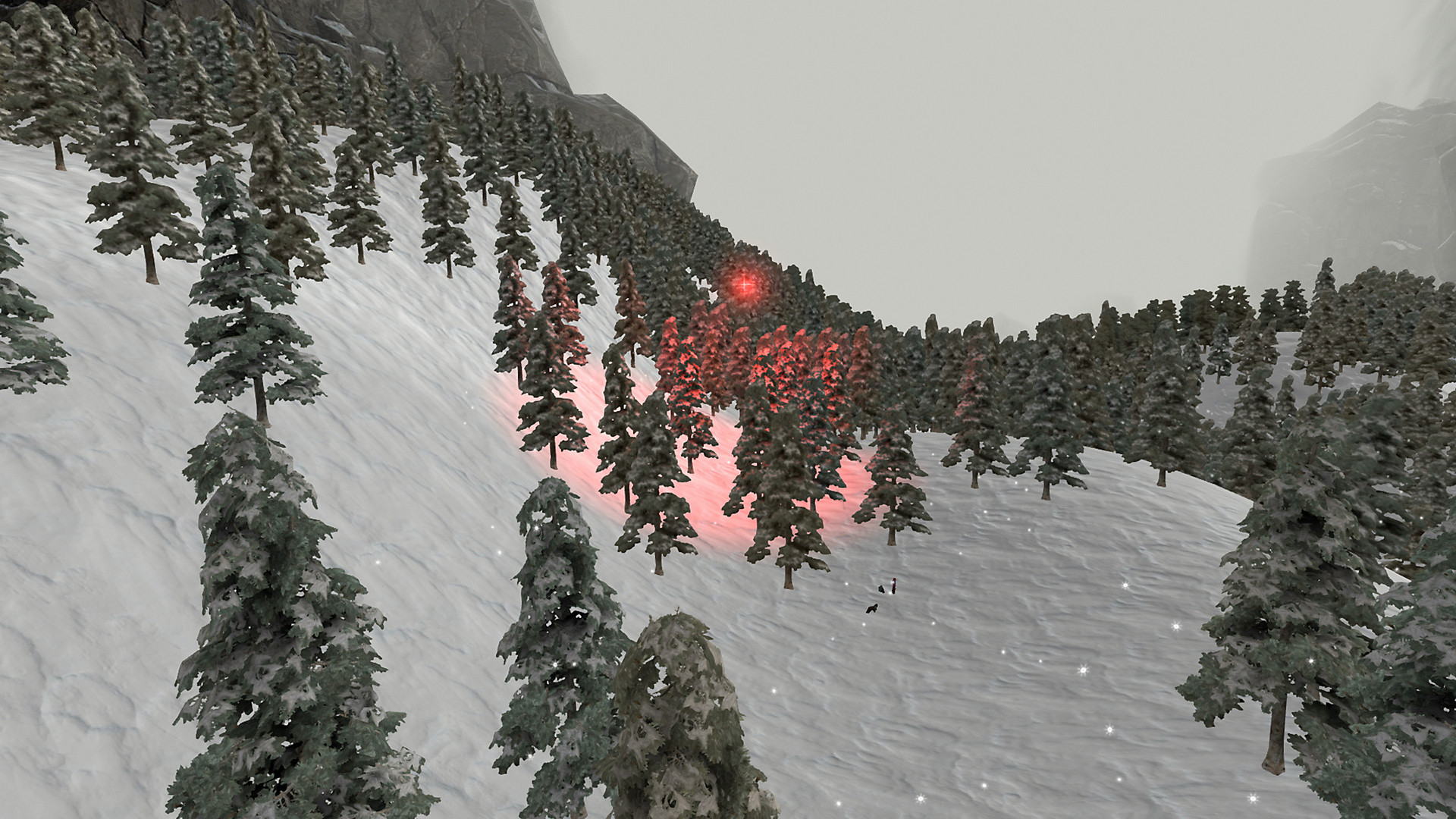 Mountain Rescue Simulator en acción