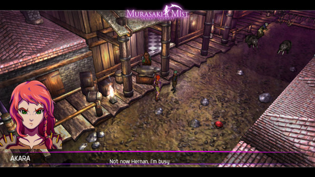 Murasaki Mist: Akara's Journey Screenshot 4