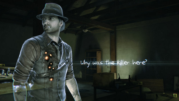 Murdered: Soul Suspect™ Screenshot 1