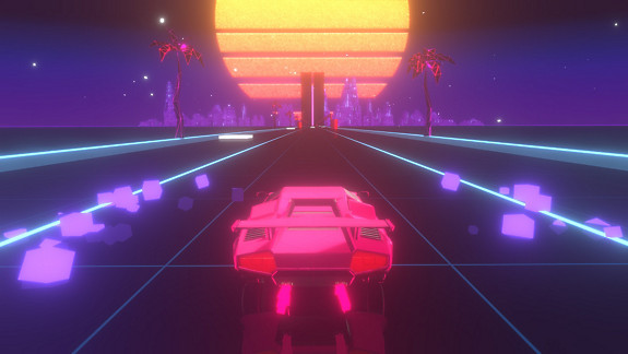 Music Racer - Screenshot INDEX