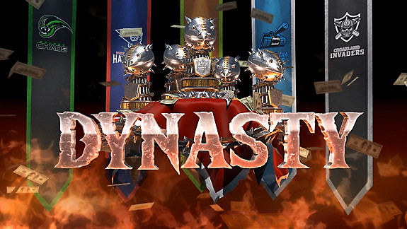 Mutant Football League: Dynasty Edition - Screenshot INDEX