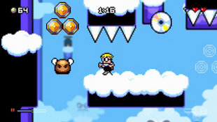 MUTANT MUDDS: SUPER CHALLENGE Screenshot 6