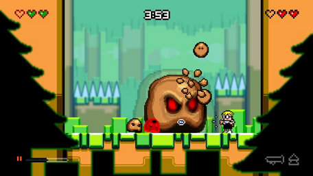 MUTANT MUDDS: SUPER CHALLENGE Trailer Screenshot