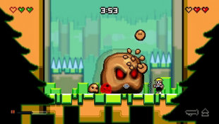 MUTANT MUDDS: SUPER CHALLENGE Screenshot 9
