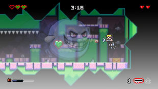MUTANT MUDDS: SUPER CHALLENGE Screenshot 2