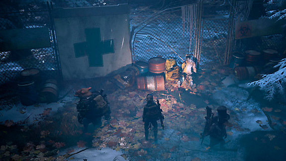 Mutant Year Zero: Road to Eden - Screenshot INDEX