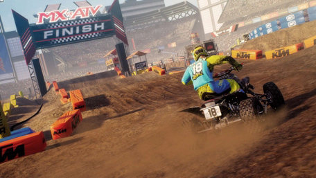 MX vs ATV All Out Trailer Screenshot