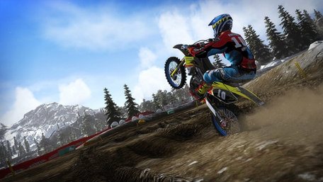 MX vs. ATV Supercross Encore Trailer Screenshot