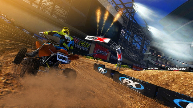 MX vs. ATV Supercross Encore Screenshot 10