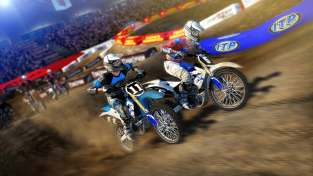 MX vs. ATV Supercross Trailer Screenshot