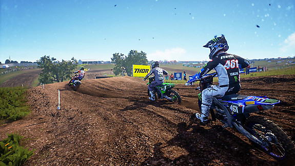 MXGP 2019 – The Official Motocross Videogame - Screenshot INDEX