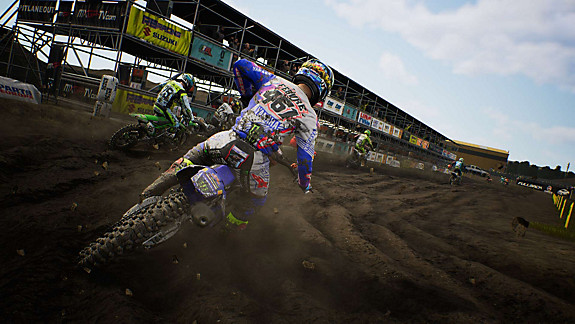 MXGP PRO - Screenshot INDEX