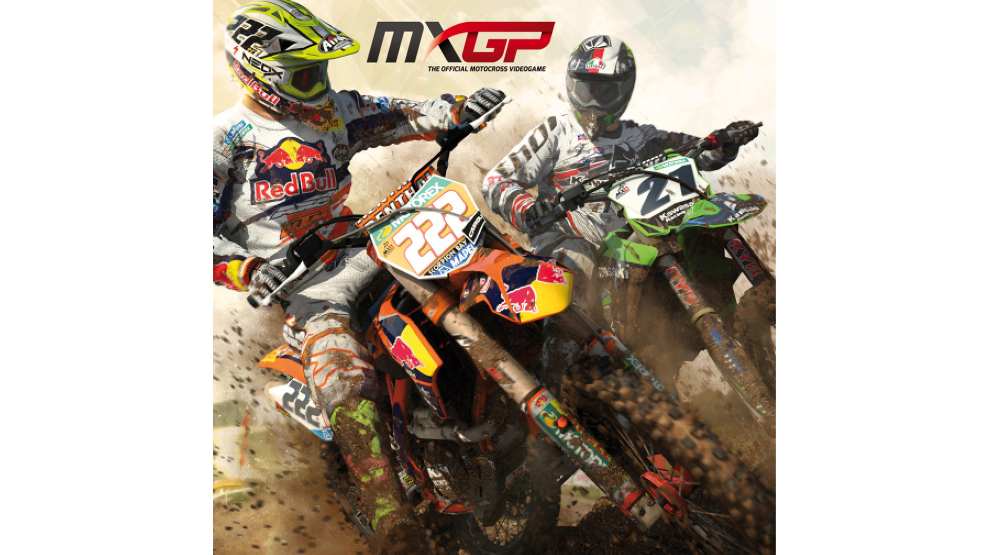 MXGP - The Official Motocross Videogame Game   PS4