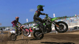 MXGP - The Official Motocross Videogame Screenshot 3