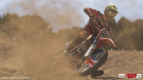 MXGP 2 The Official Motocross Videogame Trailer Screenshot