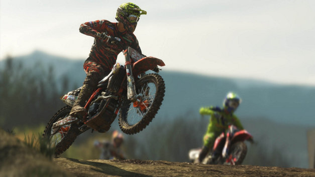 MXGP 2 - The Official Motocross Videogame Compact Screenshot 1