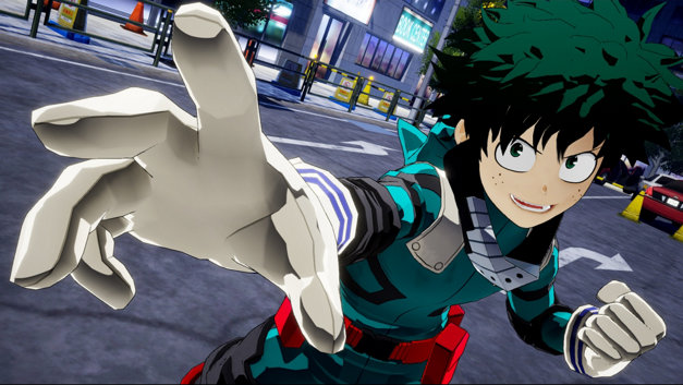 MY HERO ONE'S JUSTICE Screenshot 7