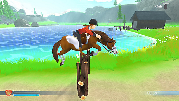 My Riding Stables - Life with Horses screenshot