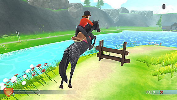 My Riding Stables - Life with Horses - Screenshot INDEX