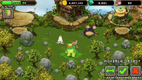 My Singing Monsters | PS Vita Trailer Screenshot