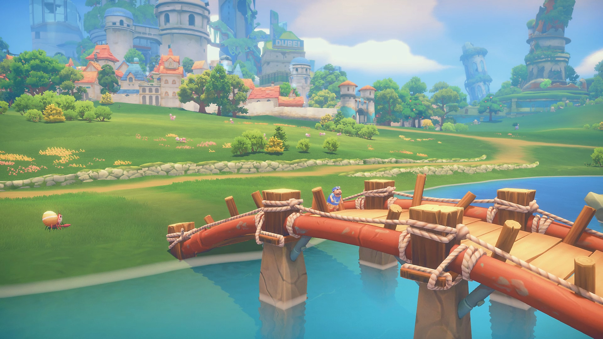 My Time At Portia Game Ps4 Playstation