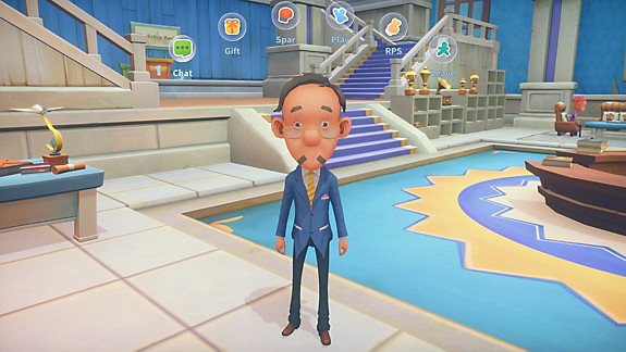 My Time At Portia - Screenshot INDEX