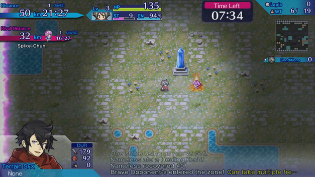 Mystery Chronicle: One Way Heroics Screenshot 1