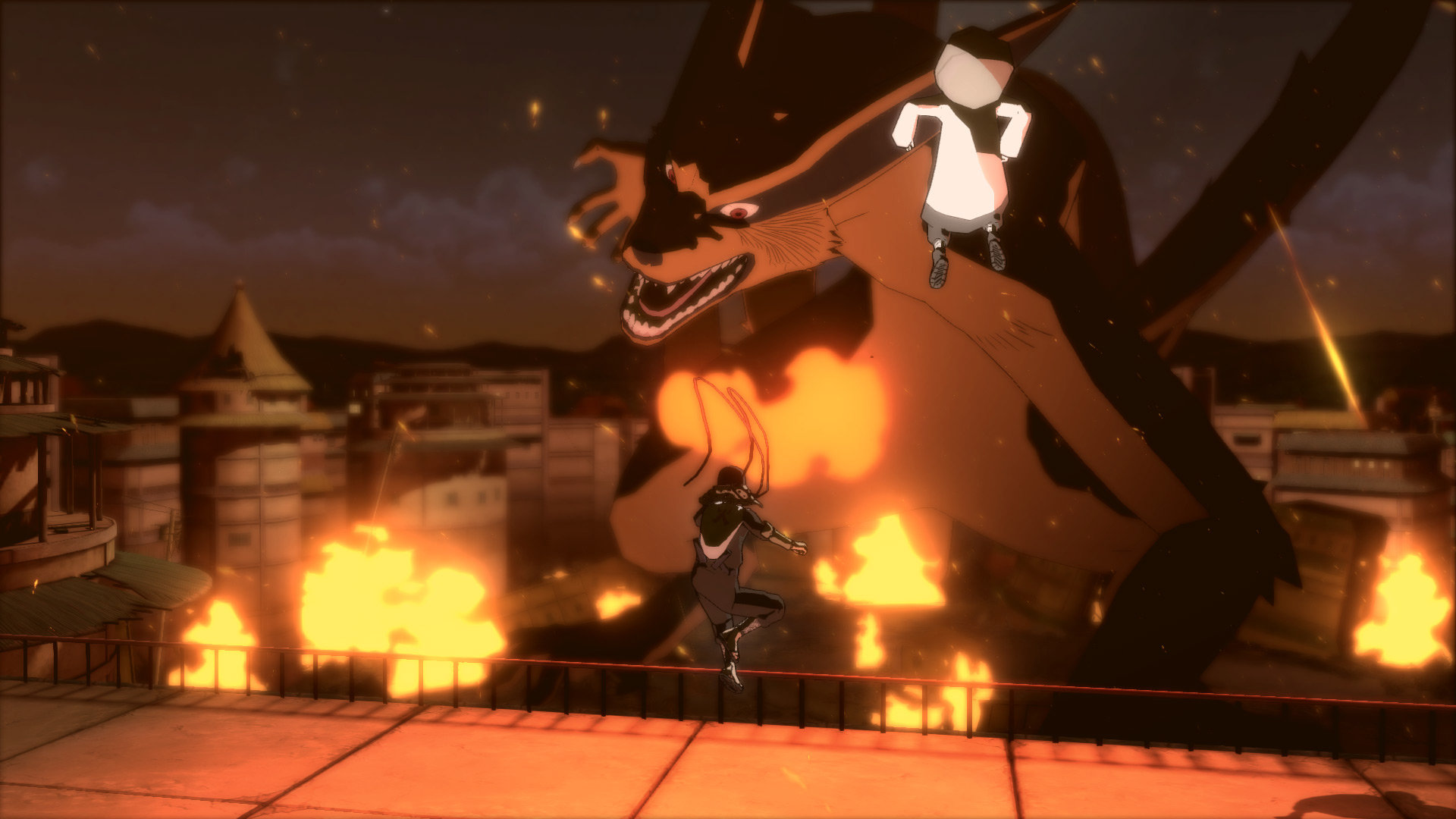 NARUTO SHIPPUDEN: Ultimate Ninja STORM 3 Full Burst Game | PS4 - PlayStation
