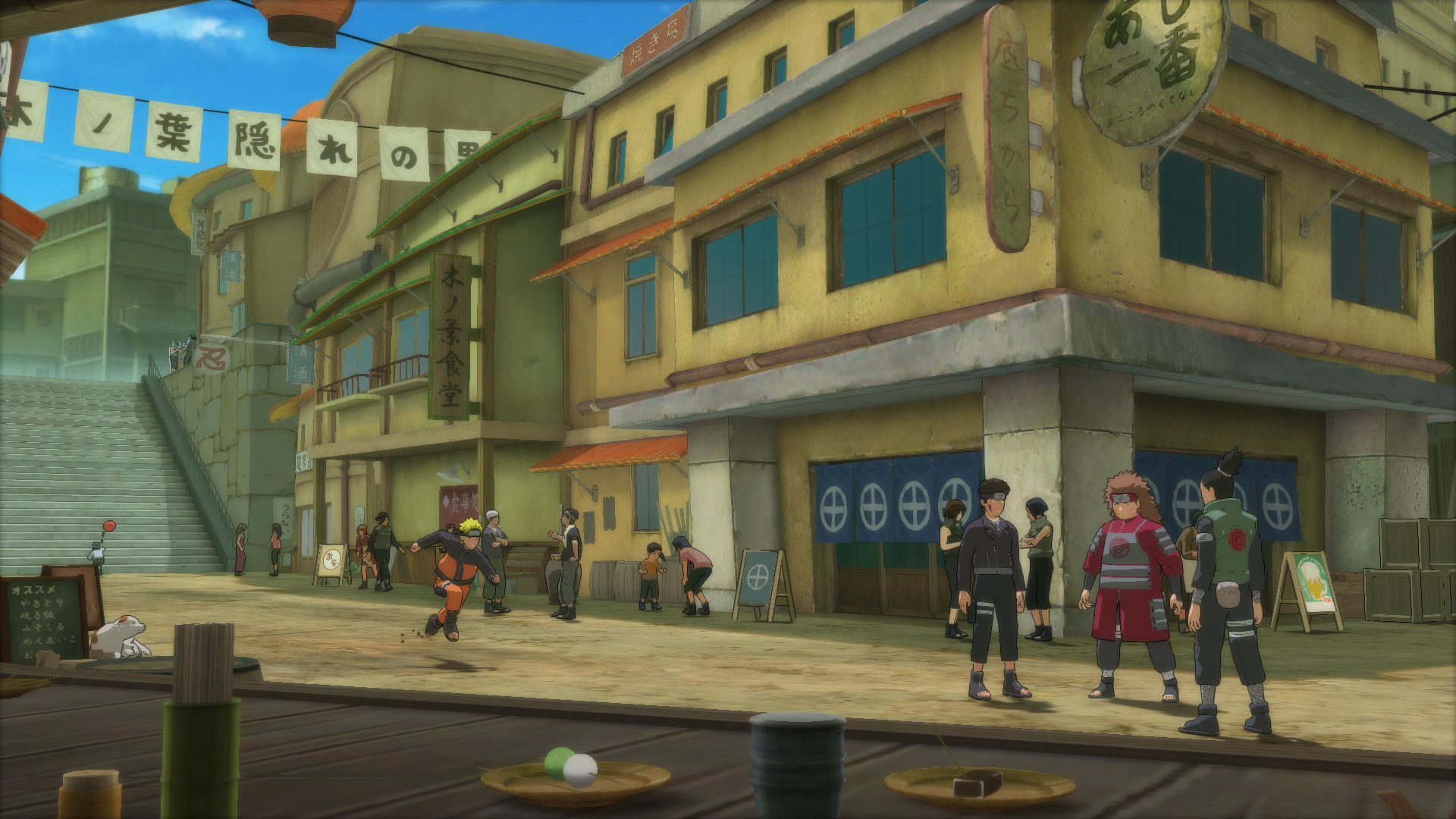 NARUTO SHIPPUDEN: Ultimate Ninja STORM 3 Full Burst Game | PS4