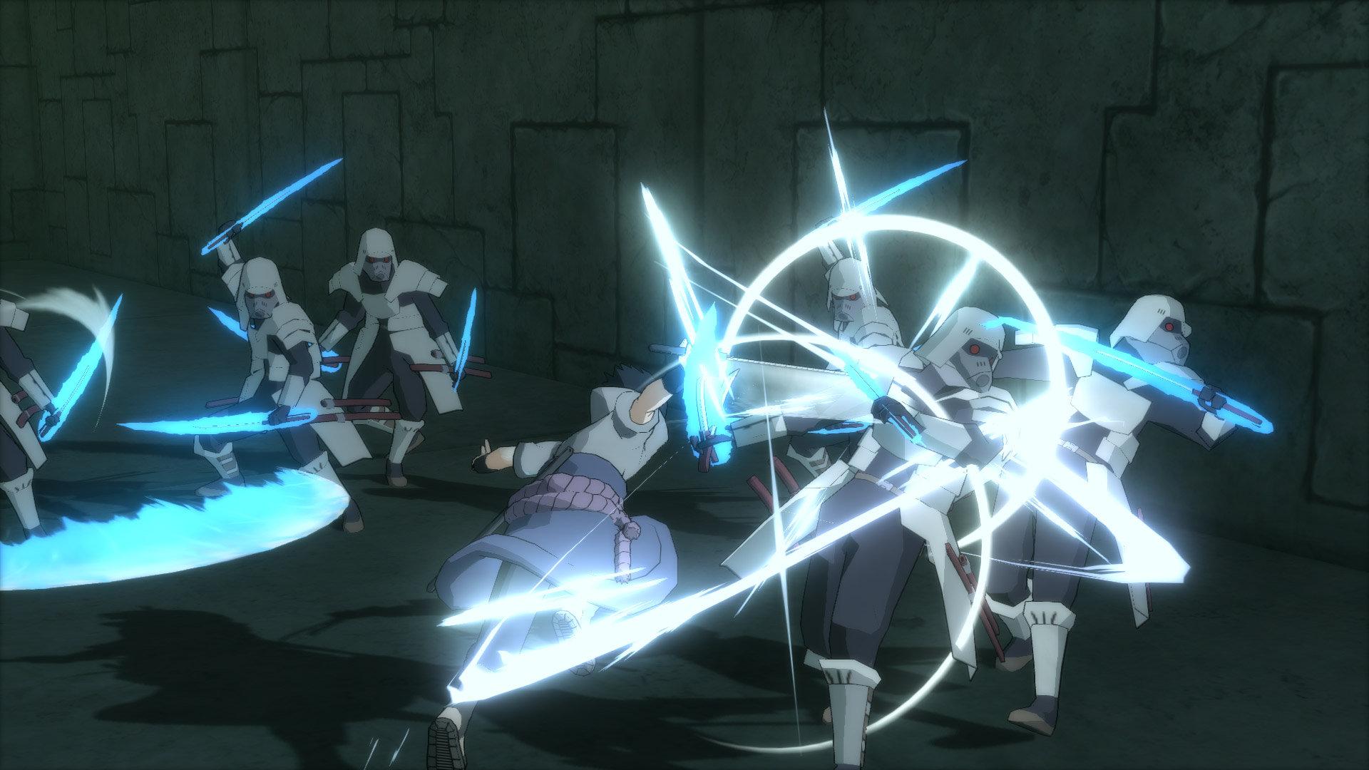 naruto games ultimate ninja storm 3
