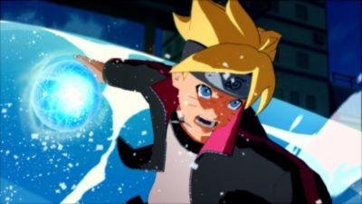 Anime Dating spel Naruto