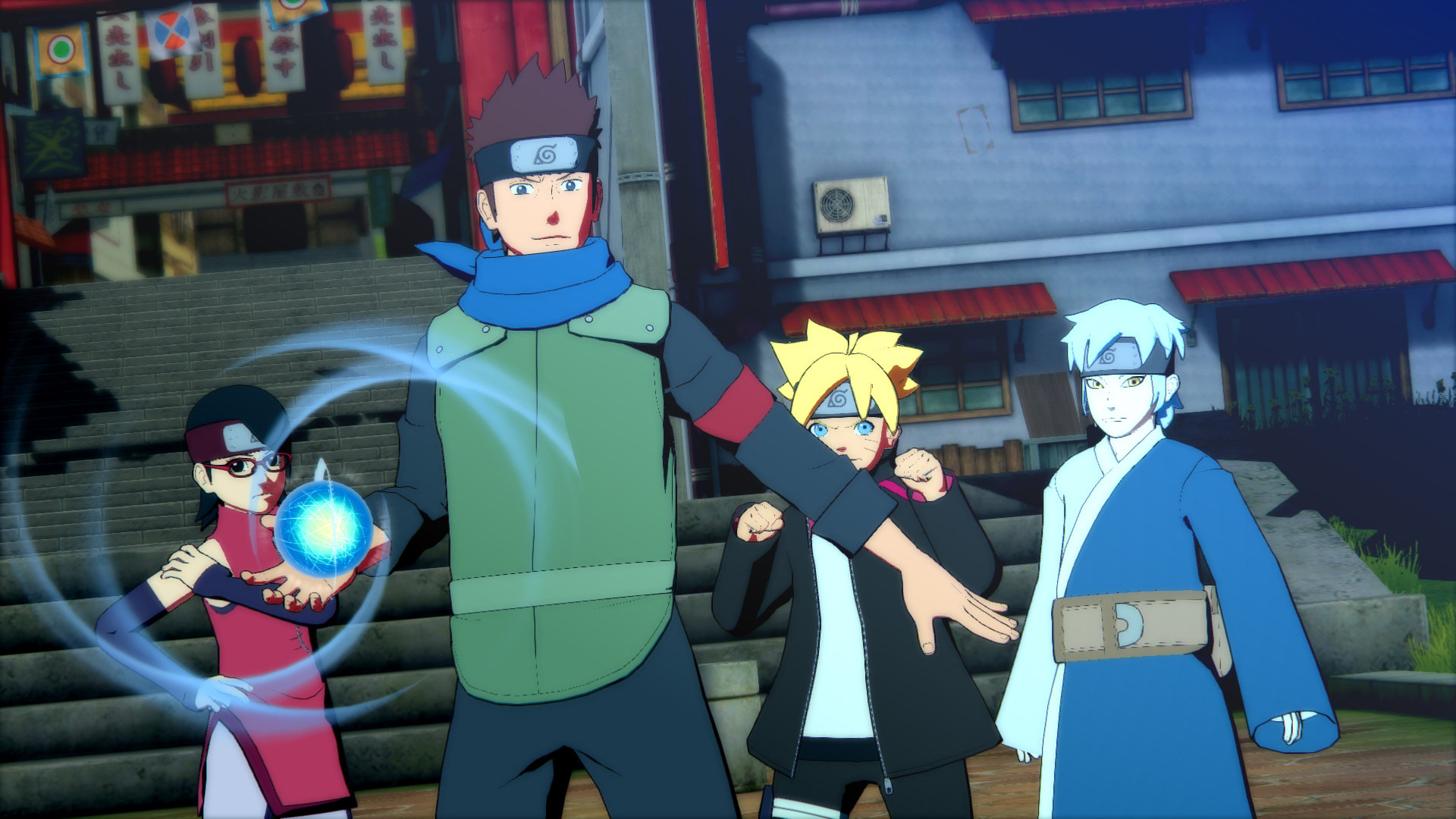 NARUTO SHIPPUDEN: Ultimate Ninja STORM 4 Road to Boruto Game