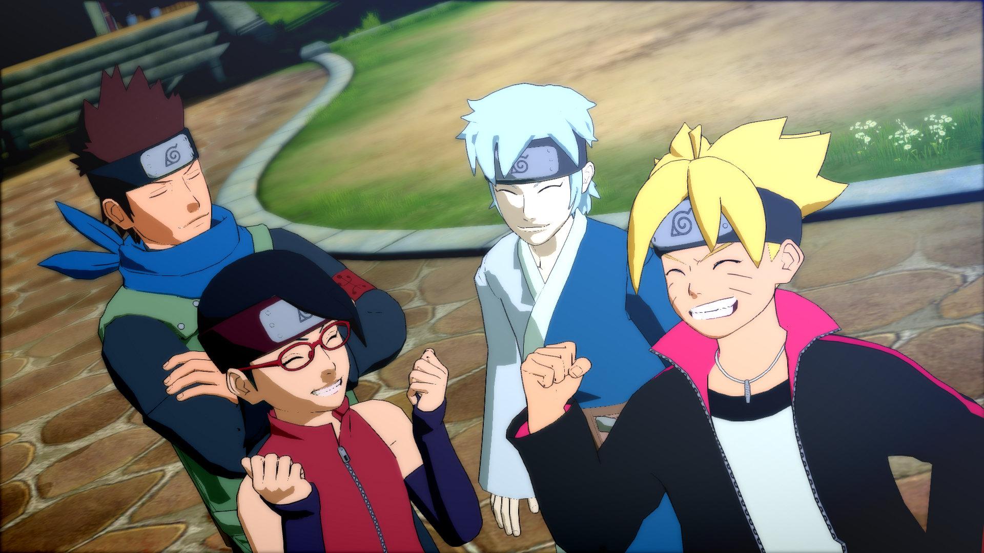 100 Gambar Naruto Boruto Terbaik